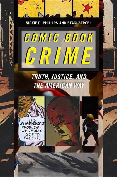 Download Comic Book Crime Book