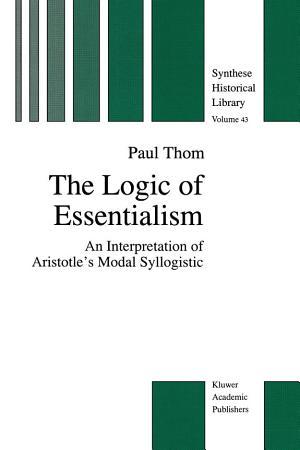 The Logic of Essentialism PDF