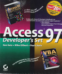 Access 97 Developer s Set PDF