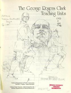 The George Rogers Clark Teaching Units PDF