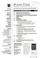 Plant Talk PDF