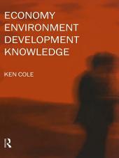 Economy-Environment-Development-Knowledge