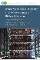 Convergence and Diversity in the Governance of Higher Education PDF