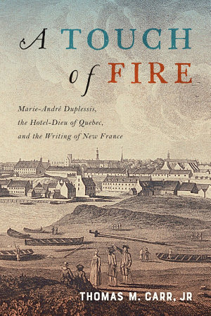 A Touch of Fire PDF