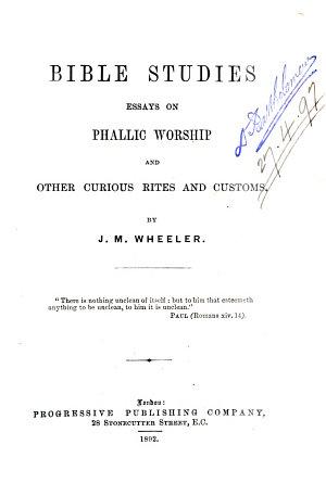 Bible Studies PDF