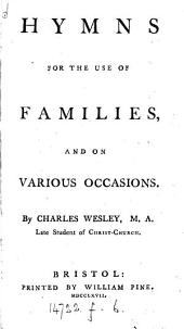 Hymns for the use of families, and on various occasions