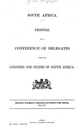 Miscellaneous Pamphlets on South Africa: Volume 2