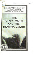 The Gipsy Moth and the Brown tail Moth PDF