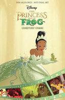 Disney The Princess and the Frog Cinestory Comic PDF