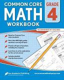 4th Grade Math Workbook PDF