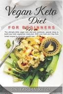 Vegan Keto Diet For Beginners PDF