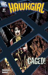 Hawkgirl (2006-) #57