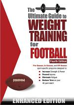 The Ultimate Guide to Weight Training for Football (Enhanced Edition)