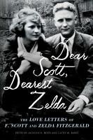 Dear Scott  Dearest Zelda PDF