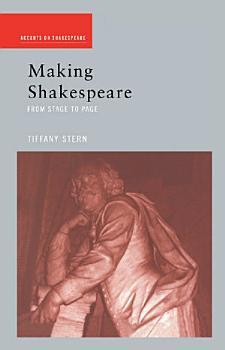 Making Shakespeare PDF