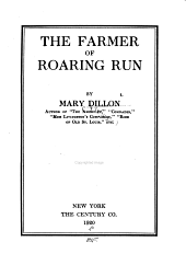 The Farmer of Roaring Run