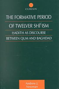 The Formative Period of Twelver Sh    ism PDF