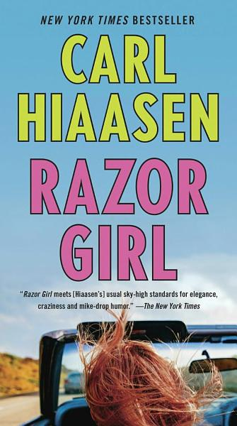 Download Razor Girl Book