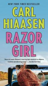 Razor Girl Book