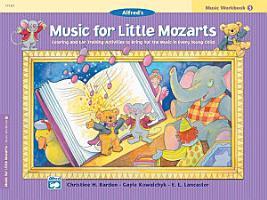 Music for Little Mozarts  Music Workbook 4 PDF