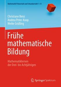 Fr  he mathematische Bildung PDF
