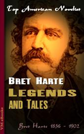 Legends and Tales: Top American Novelist