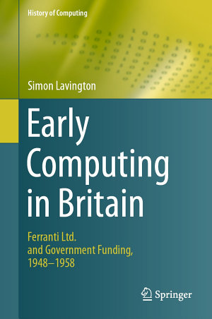 Early Computing in Britain