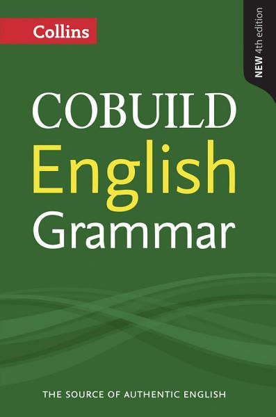 Download COBUILD English Grammar  Collins COBUILD Grammar  Book