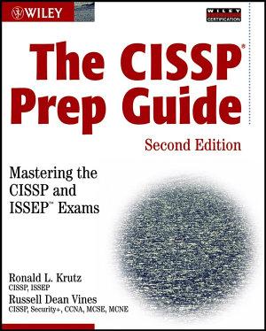 The CISSP Prep Guide PDF