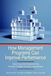 How Management Programs Can Improve Organization Performance PDF