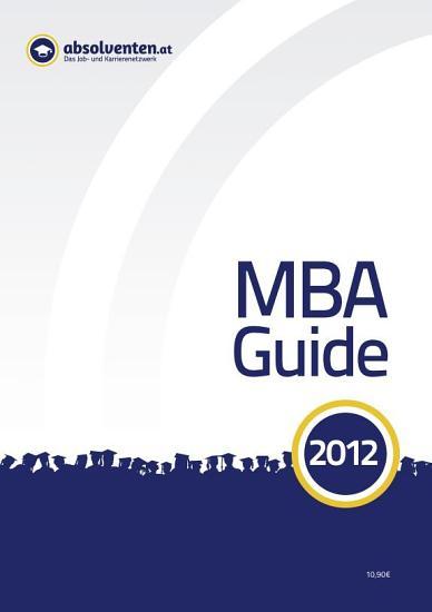 MBA Guide 2012 PDF