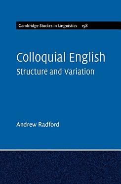 Colloquial English PDF