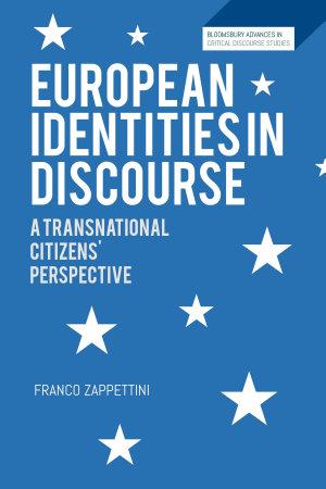 European Identities in Discourse PDF