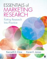 Essentials of Marketing Research PDF