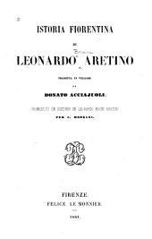 Istoria fiorentina
