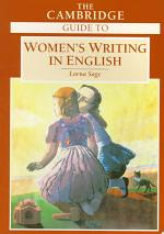 The Cambridge Guide to Women's Writing in English