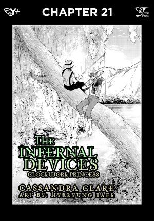 The Infernal Devices  Clockwork Princess