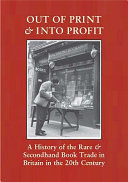 Out of Print   Into Profit PDF