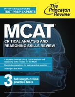MCAT Critical Analysis and Reasoning Skills Review PDF