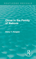 China in the Family of Nations  Routledge Revivals  PDF