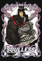 Soulless: The Manga: Volume 1