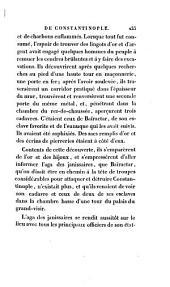 Révolutions de Constantinople en 1807 et 1808: précédées d'observations générales sur l'état actuel de l'Empire Ottoman, Volume2
