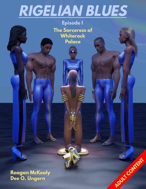 Rigelian Blues Episode I  The Sorceress of Whiterock Palace