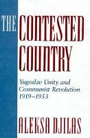 The Contested Country PDF