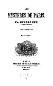 Les mysteres de Paris: Volume 6