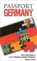 Passport Germany PDF