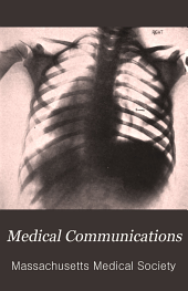 Medical Communications: Volume 20
