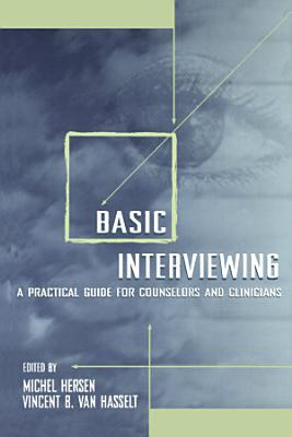 Basic Interviewing