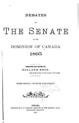 Official Report of Debates PDF