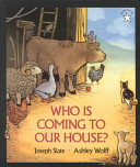 Download Who Is Coming to Our House  Book